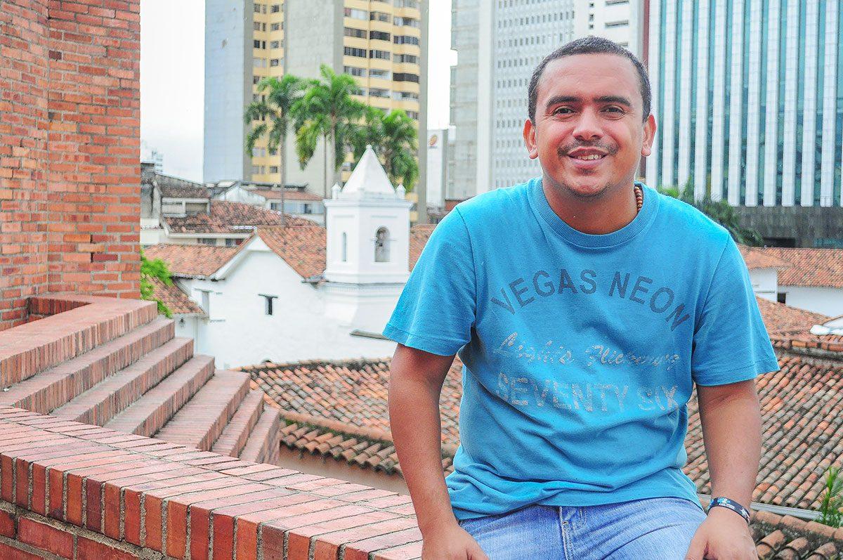 Entrevista a Aymer Álvarez Jr, el fotógrafo oficial del Petronio Álvarez