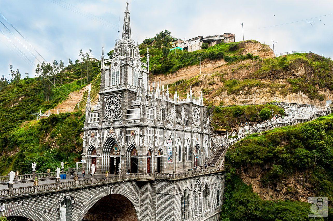 Recorrido por el sur de Colombia y una parte de Ecuador